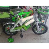 Bicicletas Importadas Nene-nenas Rodado 12