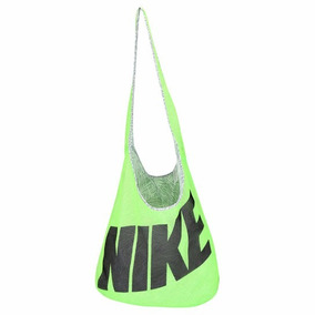 Bolsa Nike Academia Verde Dois Lados Com Nota Promoção