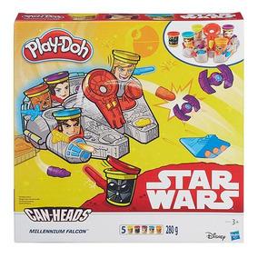 Play Doh Star Wars Millennium Falcon Hasbro B0002