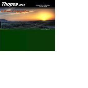 Software Thopos V7 Para Topografia Catastro (drones Aviones)