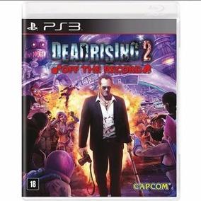 Dead Rising 2: Off The Record Jogo Ps3 Original Lacrado