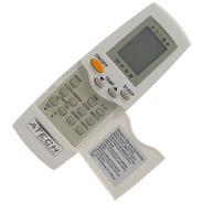 0492 - Controle Remoto Ar Condicionado Carrier Rfl-0601ehl
