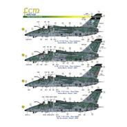 Decalque Amx A-1a Bm Embraer Alenia Fcm48048 1/48 Fcm