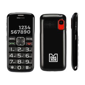Obaphone Barra Celular Para Idosos Obabox
