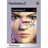 Resident Evil Código Veronica X - Platinum (ps2)