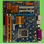 Placa Mãe Gigabyte Ga-945gcmx -2 Slot Ddr2 Core 2 Duo/quad