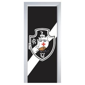 1eb783e68f Adesivo Decorativo De Porta Vasco Da Gama Futebol Carioca M