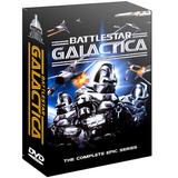 Battlestar Galactica Combo Series 1978 Y 2005