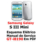 Esquema Elétrico Celular Samsung S3 Mini