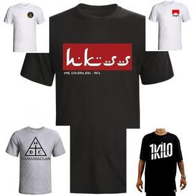 Camisa Producao Haikaiss - Camisetas e Blusas no Mercado Livre Brasil ca46a4cfae8