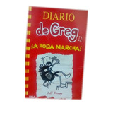 Diario De Greg 11 A Toda Marcha Nuevo Ed Econo