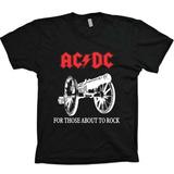 Camisas Bandas Rock - Ac Dc - 100% Algodão!!