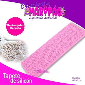 Tapete De Silicón Modelo Carpeta Para Sugar Blace
