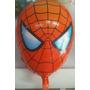 Globo Forma Por 1 Unidad Cabeza Spiderman 60 Cm
