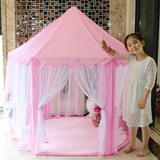 Castillo Princesa Gigante Carpa Niñas Casita Armable Infant