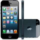 Iphone 5 Apple 16gb Preto Revisado Semi-novo