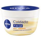 Crema Nivea Cuidado Anti Arrugas 50 Ml