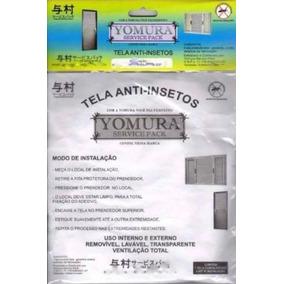 Tela Mosquiteira Anti-inseto / Mosquito Janela Todas Medidas