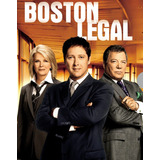 Boston Legal - As 5 Temporadas Completas- Frete Grátis