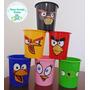 30 Baldes De Pipoca Personalizados Angry Birds 1 Litro