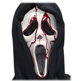 Halloween. Mascara Sangrante Importada #creepy #boo #ghost