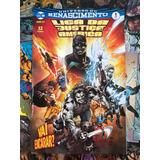 Liga Da Justiça Da América Ed. 01 Universo Renascimento Bclj