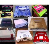 Sega-nintendo-playstation-dreamcast Trabajos De Pintura
