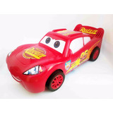 Carrito Cars Rayo Mcqueen 24cm Juguete Niño Oferta!!
