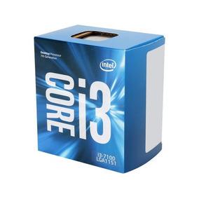 Processador Intel Core I3-7100 Kaby 3.9ghz Bx80677i37100