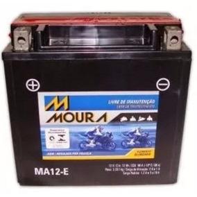 Bateria Moura Ma12-e - 12ah Bmw F800r 1200gs