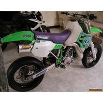 Kawasaki Kawasaki Kx500 2tiempos Motard 501 Cc O Más