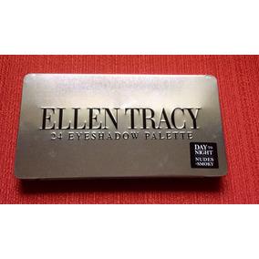 Paleta De Sombras - 24 Cores - Ellen Tracy - Importada Eua