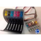 Sistema Continuo Epson Con Tinta Nx130 Nx127 Nx125 Printon
