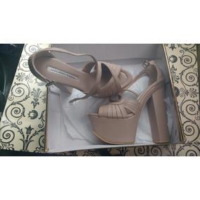 Zapatos Luciano Marra Nude