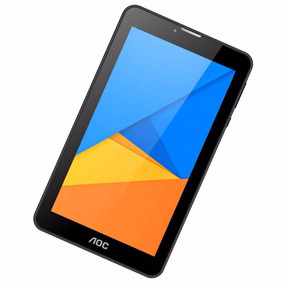 Tablet Aoc 3g Dual Sim 8gb Wifi Bluetooth 7 Ips Lcd