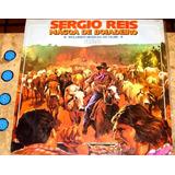Lp Sergio Reis - Magoa De Boiadeiro (1978) C/ Musicas Filme