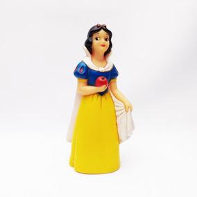 Boneca Branca De Neve Em Pvc Com 13 Cm De Altura