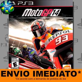 Motogp Moto Gp 14 Ps3 Código Psn Português Envio Agora