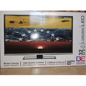 Digital Electric Tv Led 32