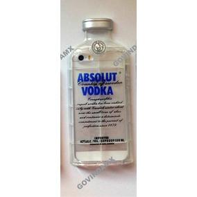 Funda Absolut Vodka Para Iphone 5/5s 6/6s