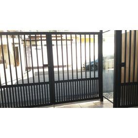 Portao De Metalon Sao Vicente