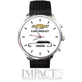 Relógio Silhueta Caravan 2905g-b Impacto Relógios