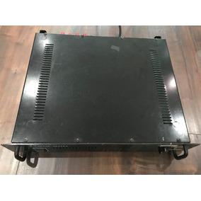 Amplificador De Potencia De Som Pearson P700