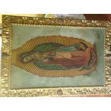 Arte Sacro Virgen De Guadalupe Antigua
