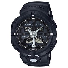 Relógio Casio Gshock Standar Analogicodigital Ref Ga-500-1a