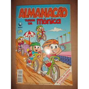 Almanacao Turma Da Monica 3 Editora Globo 1995 Excelente