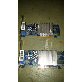 Placa De Video Agp 128mb