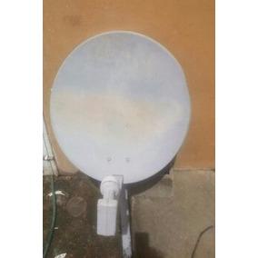 Antena De Directv Con Lnb Usada