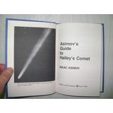 Libro En Inglés Guía Asimov Para El Cometa Halley - No Envío