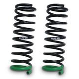 Kit Espirales Rm Reforzados Traseros Volkswagen Gol Gnc